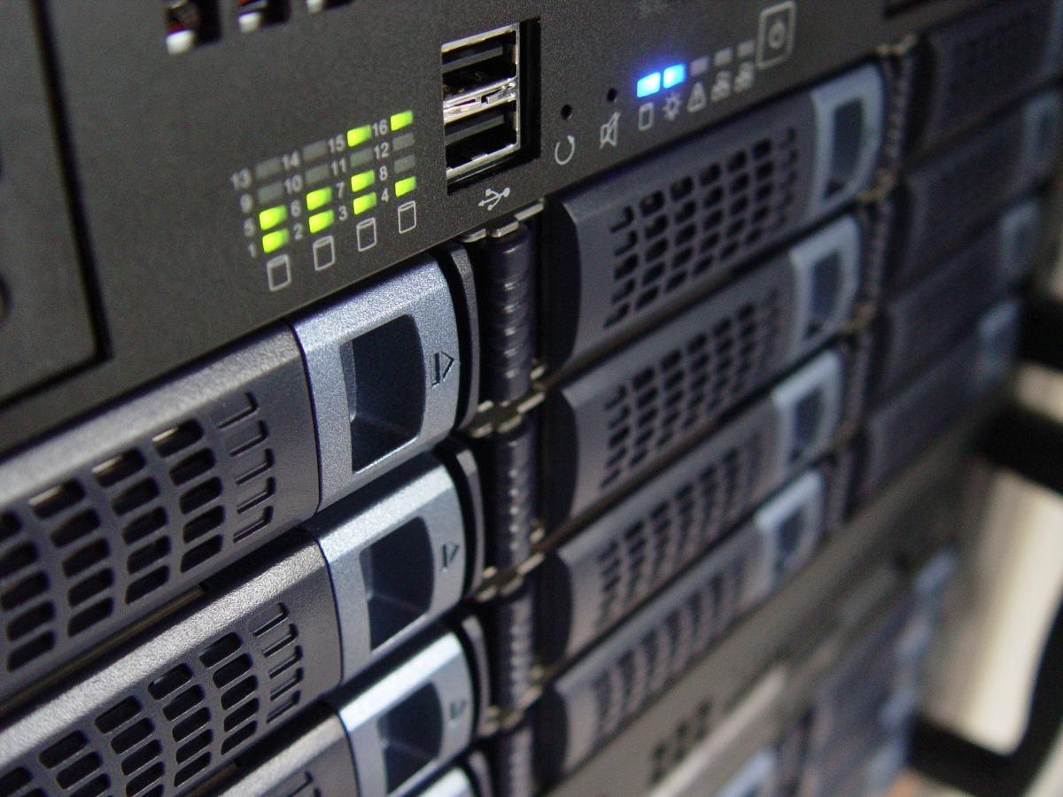 Sicherheit in WordPress: Webhosting / Server